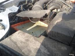 Хлопок газа при включении зажигания разорвал корпус фильтра